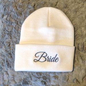Bride Beanie Hat